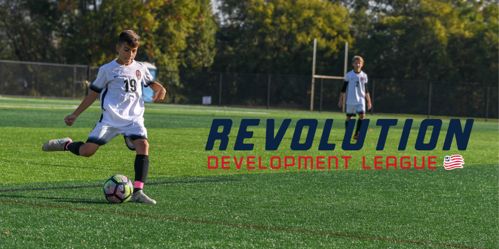 Bayside FC Chosen for New England Revolution's Under-12 Development League